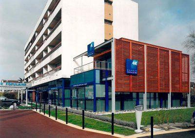Banque Postale – Pau Lartigue