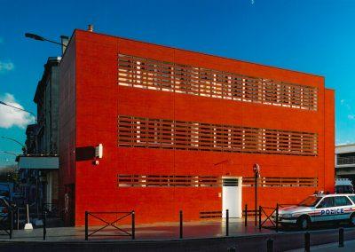 Commissariat – Bordeaux Capucins