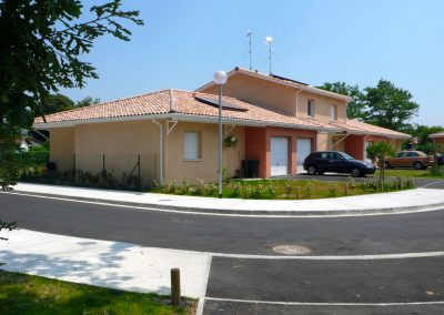 Gironde Habitat – St Medard en Jalles