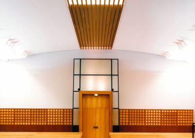Salle des assises – Poitiers